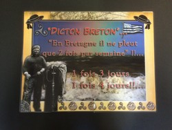 Set de table dicton breton